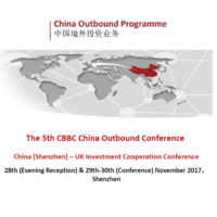Nov 29-30: The 5th China Outbound Conference