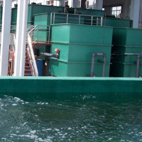 山东鲁牛皮业有限公司污水处理项目
