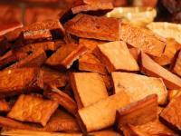嫩化处理对豆腐干的影响