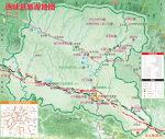 西峡县旅游地图