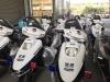 2018年3月3日我厂向东莞理工学院交付一批警用电动车