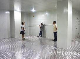 上海骏实实业有限公司一批三期生物冷库工程