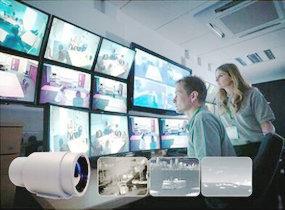 一上电子产品在安防系统系统的应用