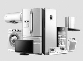 一上电子产品在家用电器领域的应用
