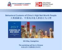 May 8: Behavioral Customs of China
