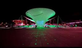 上海世博會夜景燈光設計規劃