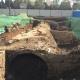 宣城挖出地下古桥:面貌大致可见 未来或可