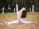 从现在开始减肥,今年不做女胖子!快速减肥瑜伽?