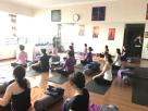 据说瑜伽课堂上有2种人,你是哪一种?