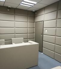 某單位審訊室