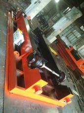 15吨电动平车应用