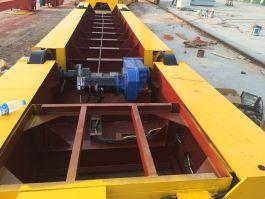 20吨电动平车应用