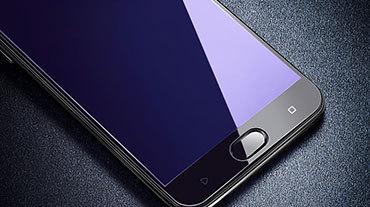 手机钢化膜有气泡怎么去除