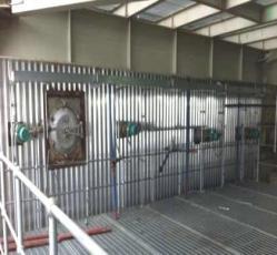 內蒙古某自備電廠,日期:2013年,數量40臺。