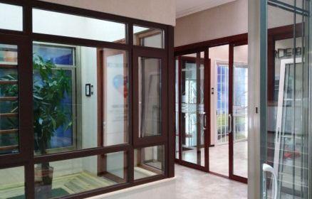帕萊德門窗終端專賣店形象-2