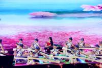 古筝合奏《渔舟唱晚》