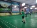 我公司于2017年7月19日举办羽毛球比赛