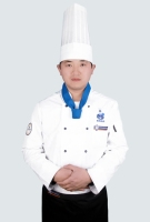 高级西点烘焙技师:甄忠盖