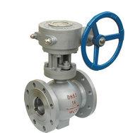 蝸輪V型調節球閥VQ340H