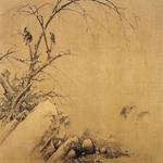 中国画欣赏(陆俨少杜甫诗意图)