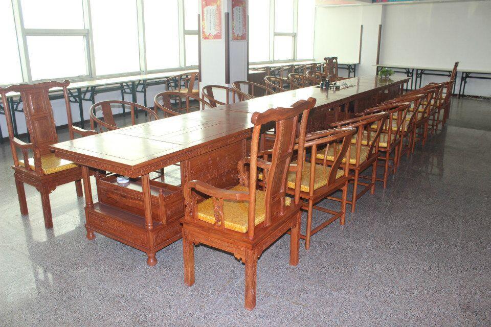 大型红木会议室(1)
