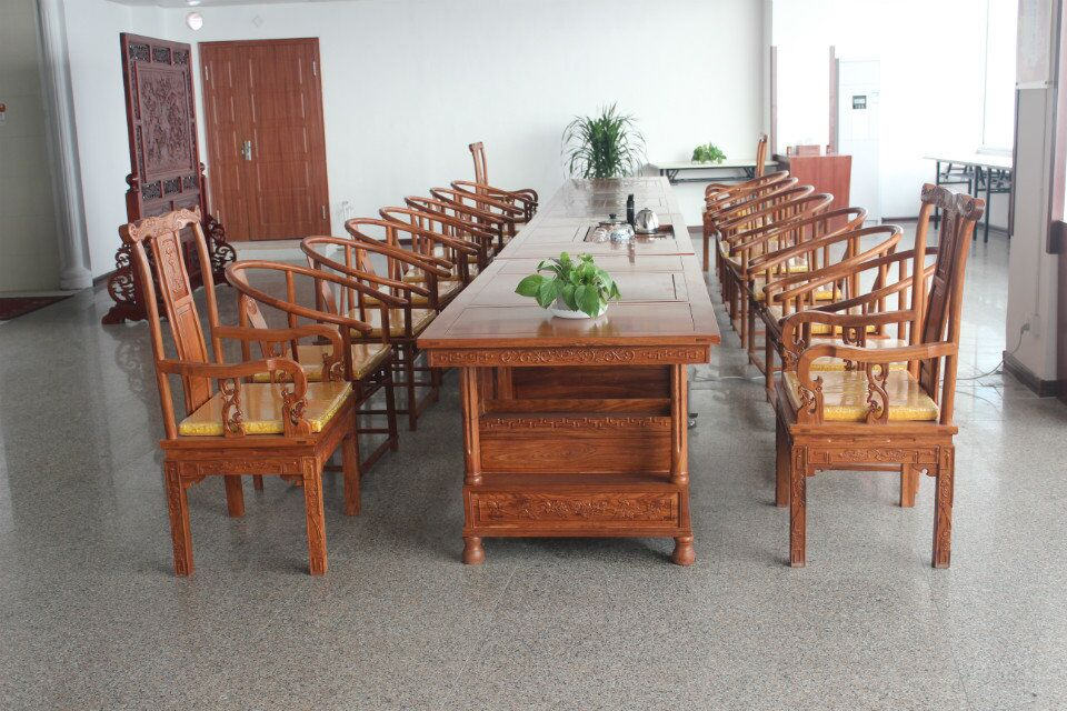 大型红木会议室(2)