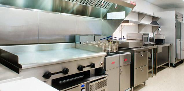 厨房设备厂家,商用厨房设备系统解决方案