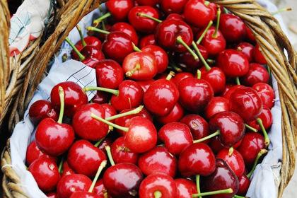 大樱桃品种大全 你能分辨清楚吗?
