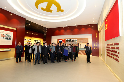 市交通运输局组织党员干部到河南廉政文化教育馆接受廉政教育