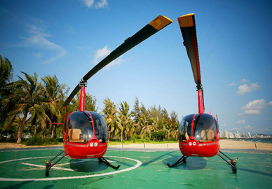 直升机众筹
