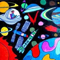 太空世界 许锦