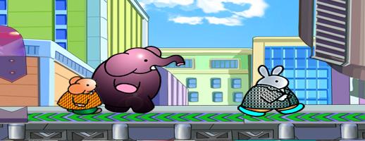 小鼠大象儿童线上体验馆