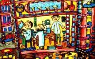《城市用水净化循环使用系统》 胡楠 男 11 昆明西山区海口镇云光小学
