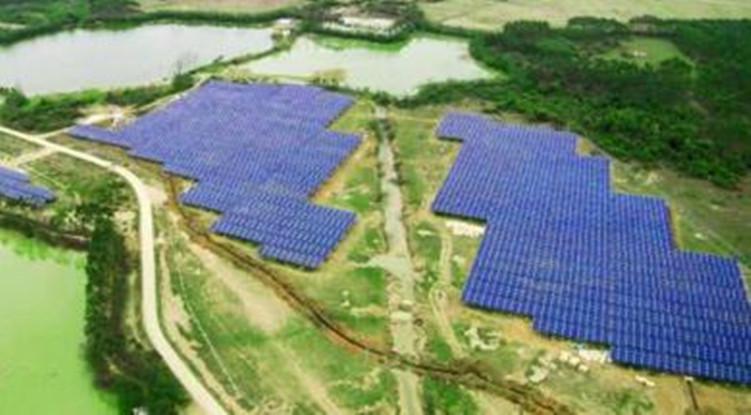 上林县光伏建设全面推进贫困村集体经济发展