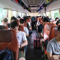 蒙太奇传媒暑假集训--离校