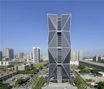 中鋼企業總部專案选用Fastlink荣阳综合布线