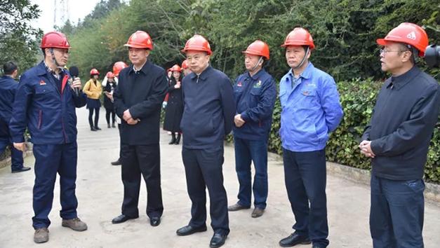 云南省委宣讲团走进资源综合利用公司宣讲十九大精神
