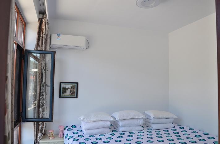 农家院三人空调房间图片1