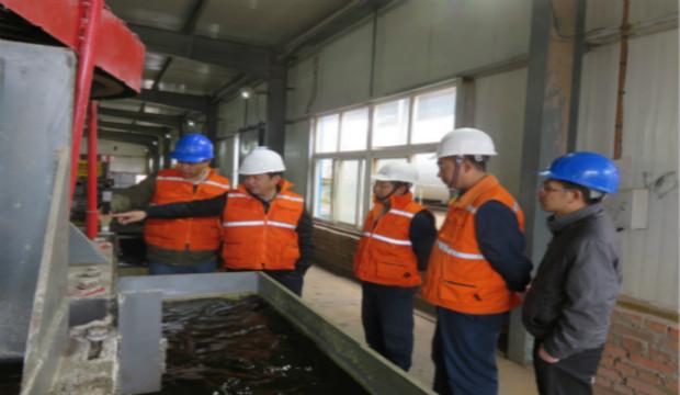 公司副总经理曾普海一行到玻利维亚调研考察