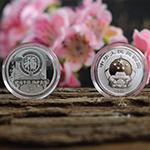 2018年3元福字币贺岁银质纪念币