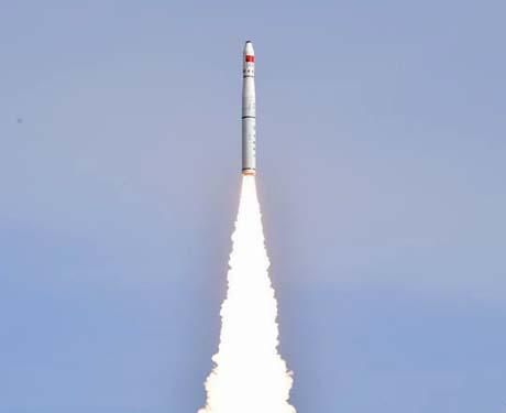 我国成功发射吉林一号视频07、08星