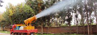 园林绿化用车载式高射程喷雾机