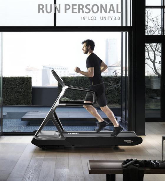 泰诺健RUN PERSONAL奢华智能有氧跑步机