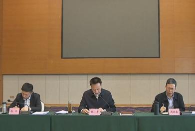 视频|我县召开十四届县委常务委员会第81次会议