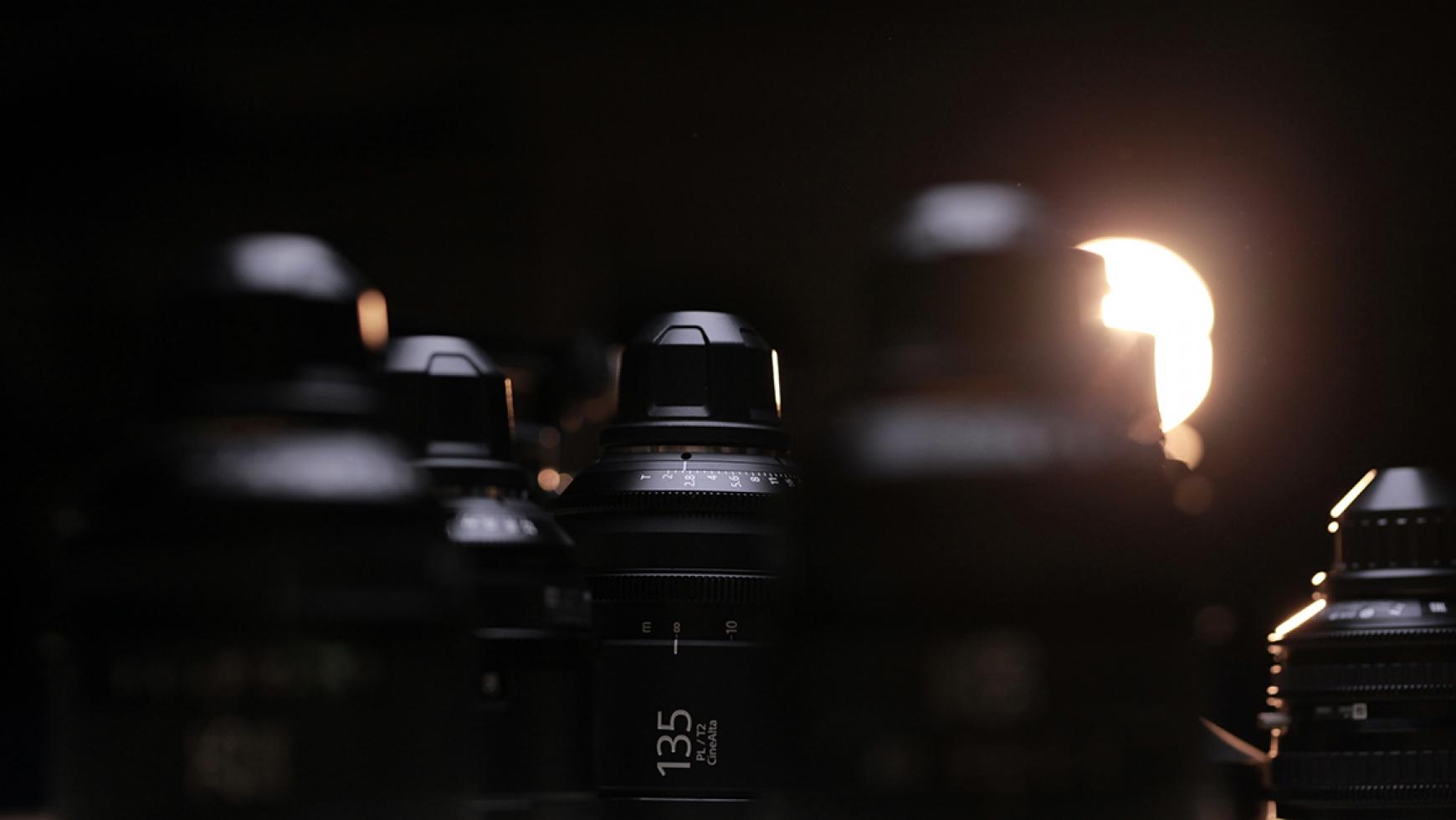 F55 4K电影机+Pk6镜头组-1