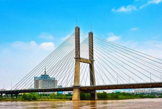 银滩大桥人防工程项目  GGD