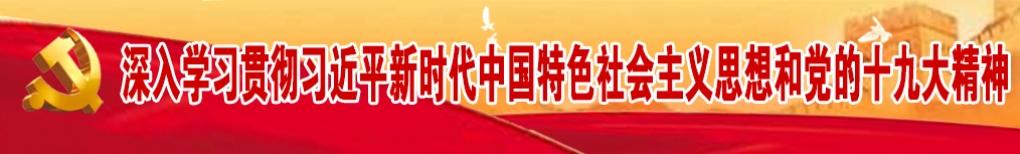 深入学习贯彻习近平新时代中国特色社会主义思想和党的十九大精神