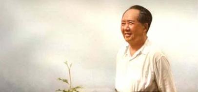 毛主席在父母坟前说了哪8个字,催人泪下