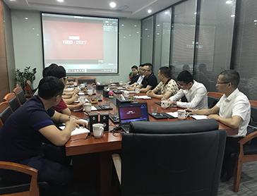 福建省石獅市科技創新考察團赴中海外資本開展業務合作及調研