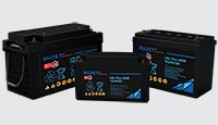 路盛蓄电池LPA系列
